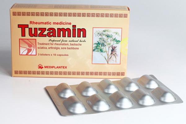 Thuốc thấp khớp Tuzamin