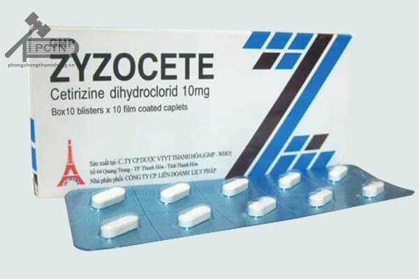 thuốcZyzocete 10mg