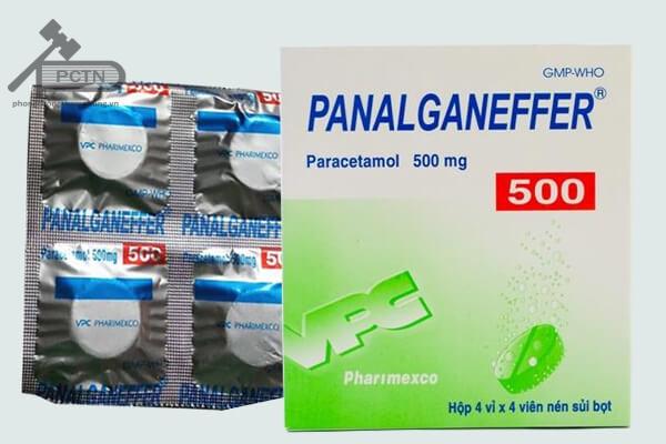 Panalganeffer 500mg