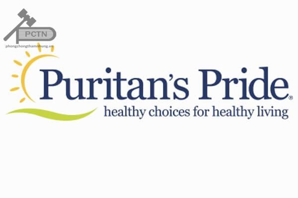Logo hãng Puritan's Pride