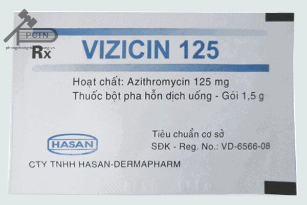 Thuốc vizicin 125