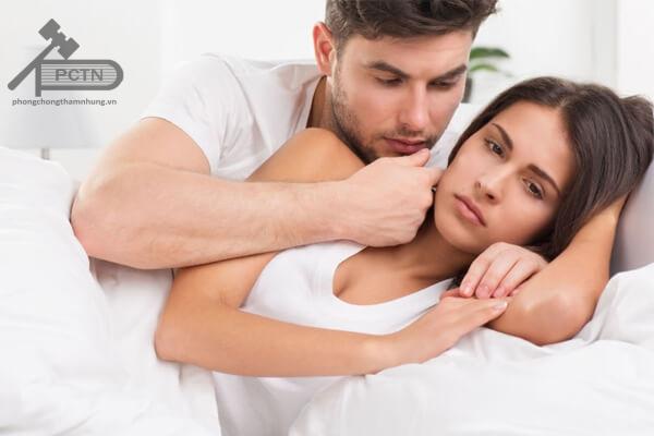 Không nên quan hệ trong thời kì kinh nghiệt của phụ nữ