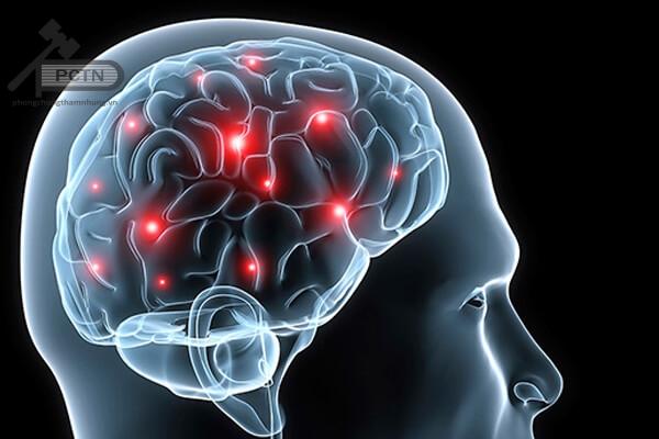 noron thần kinh phóng điện đột ngột