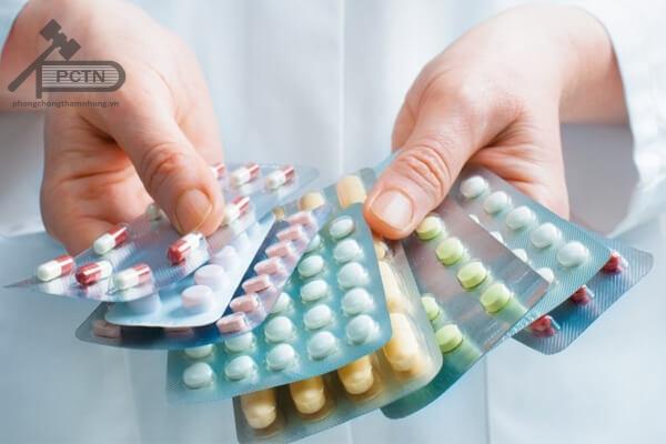 Phối hợp kháng sinh