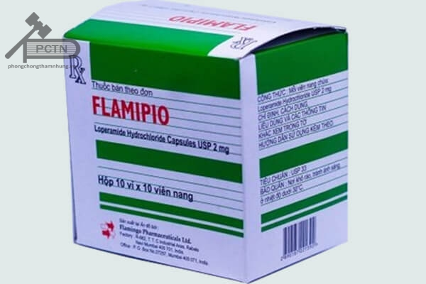 Flamipio có tác dụng gì