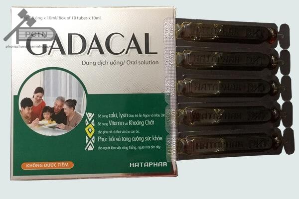 Thuốc Gadacal