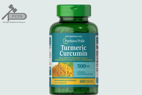 Tinh chất nghệ Turmeric curcumin 500mg