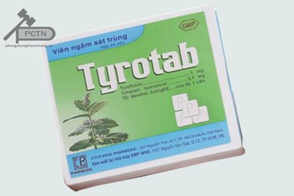 ThuốcTyrotab