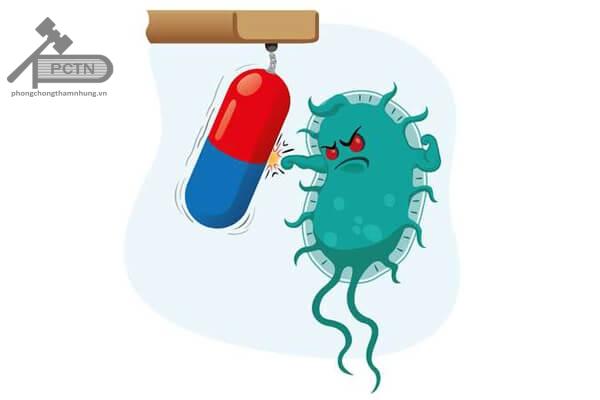 Vi khuẩn kháng kháng sinh