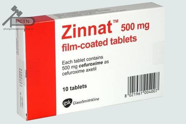 Biệt dược Zinnat
