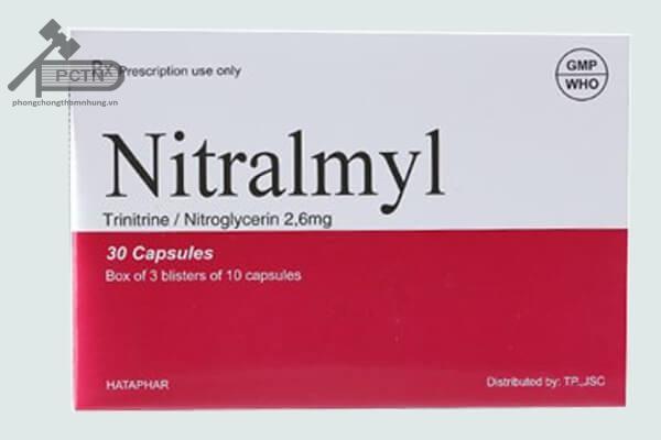 Nitralmyl có tác dụng gì