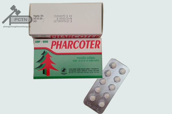 Thuốc Pharcoter