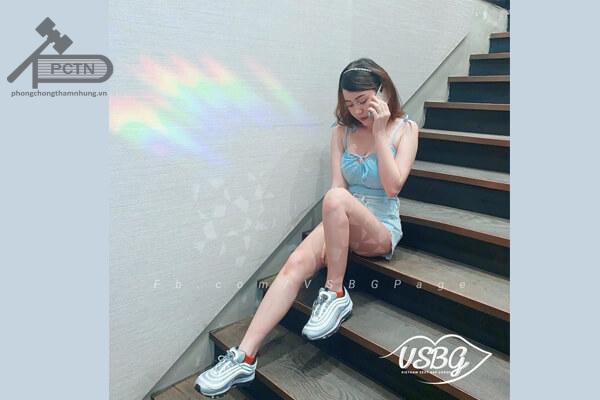 gái xinh trong group VSBG