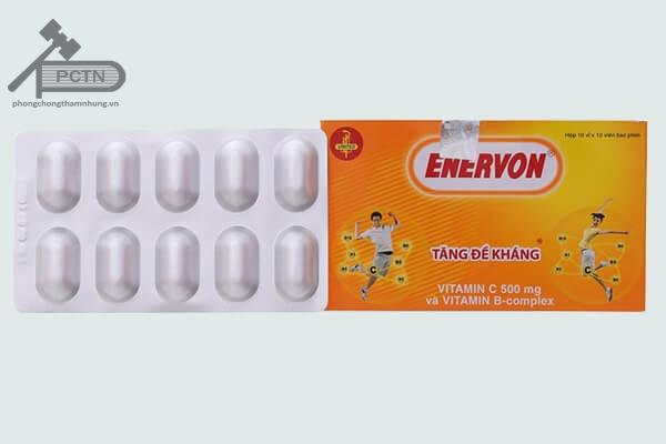 Thuốc enervon