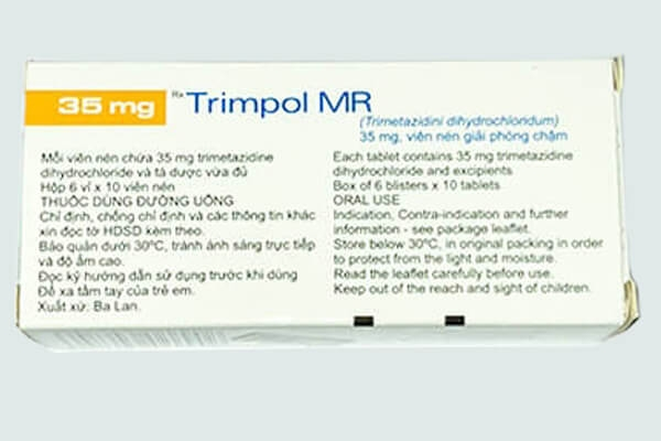 Hộp thuốc Trimpol MR