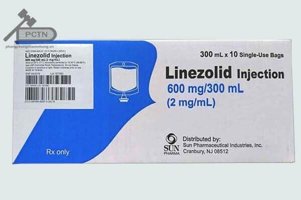 Biệt dược linezolid
