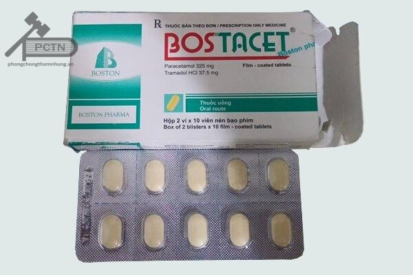 Thuốc Bostacet