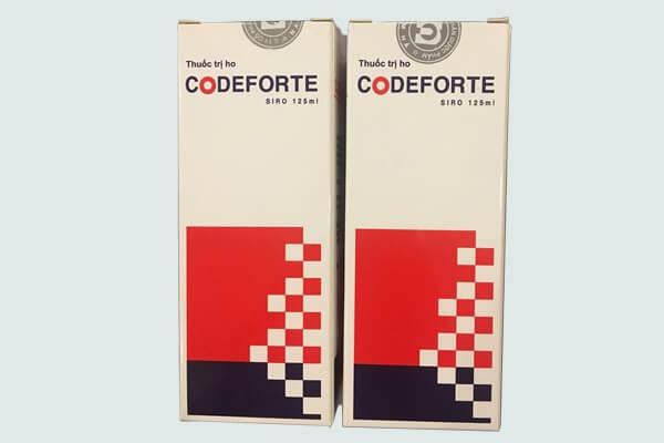 Hộp thuốc Codeforte
