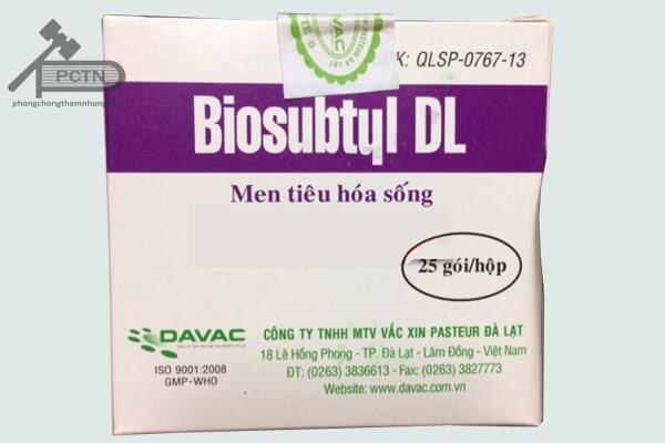 Thuốc biosubtyl