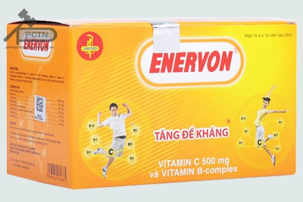 Hộp thuốc enervon