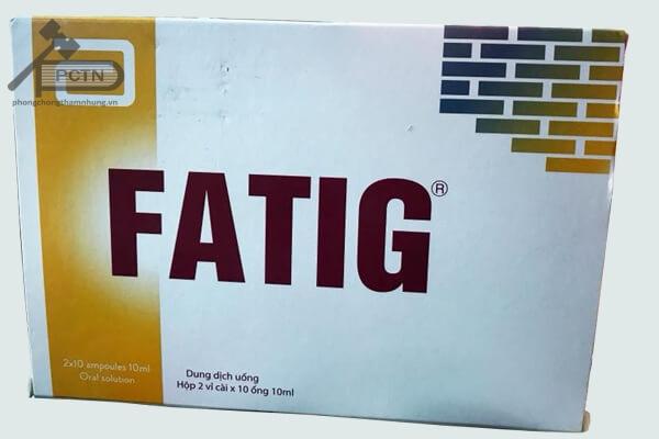Hộp thuốc fatig