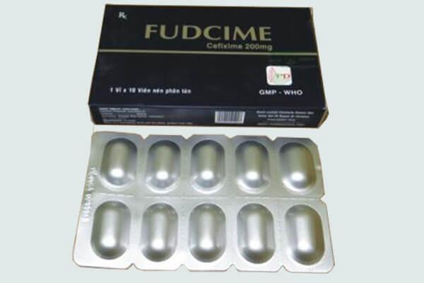 Thuốc fudcime