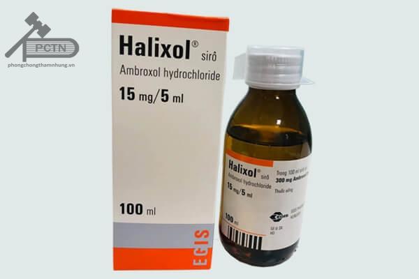 halixol siro