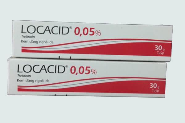 Hộp thuốc locacid