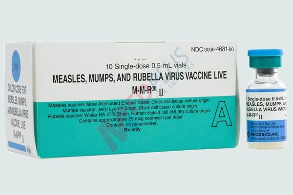 Vắc xin MMRII