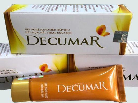 Hộp Decumar