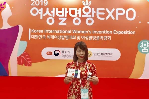 Hevihotại triển lãm tại Hàn Quốc