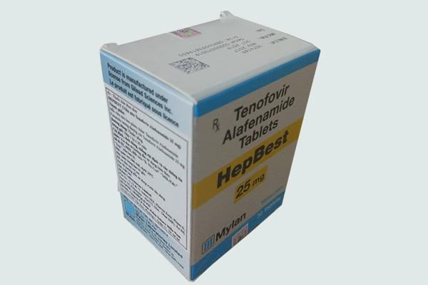 Hộp thuốc hepbest