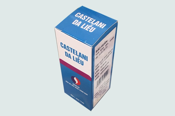 Hộp thuốc Castellani