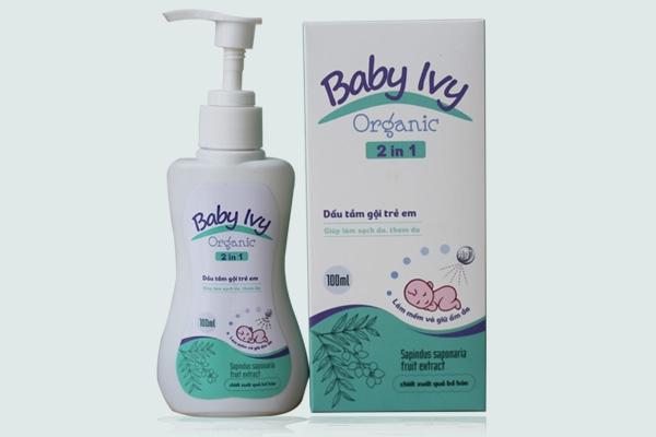 Lọ sữa tắm baby ivy