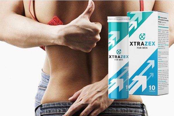 Tác dụng của Xtrazex