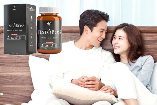Quan hệ vợ chồng sẽ sâu đậm hơn khi dùng testoboss