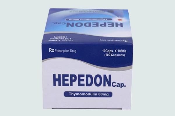 Hộp thuốc Hepedon