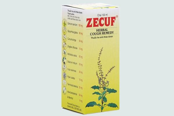 Thuốc Zecuf