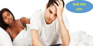 Đàn ông bị tâm lý khi xuất tinh sớm