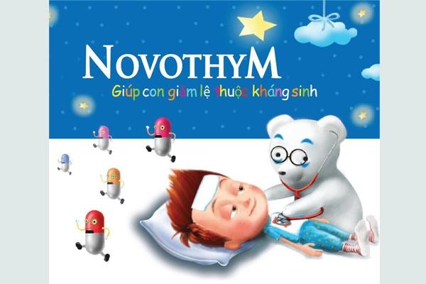 Công dụng Novothym