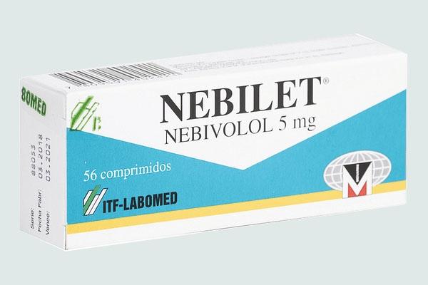 Hộp thuốc Nebilet