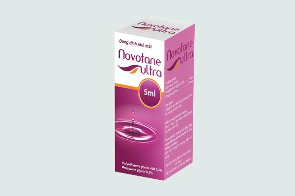 Hộp thuốc Novotane ultra