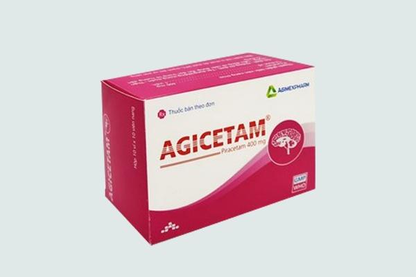 Hộp thuốc Agicetam