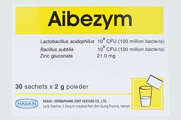 Hộp thuốc Aibezym