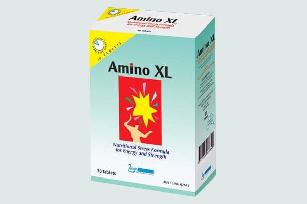 Hộp thuốc Amino XL