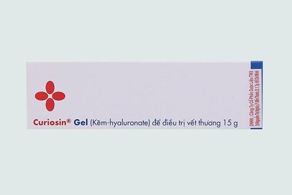 Hộp thuốc Curiosin