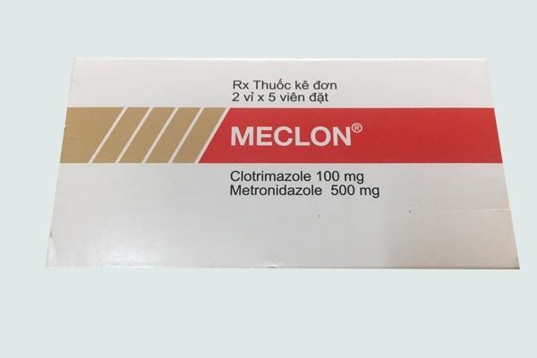 Hộp thuốc Meclon