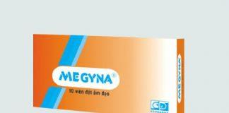 Hộp thuốc Megyna