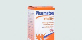 Hộp thuốc Pharmaton