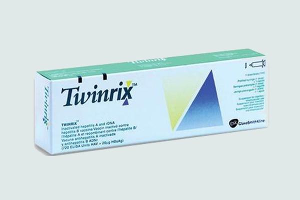 Hộp thuốc Twinrix